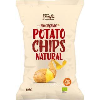 Kartoffelchips natur