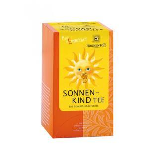 Sonnenkind Baby-Tee, Aufgussb.